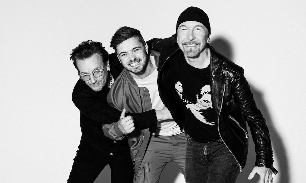 Bono Edge Martin Garrix credit Louis Van Baar RMP