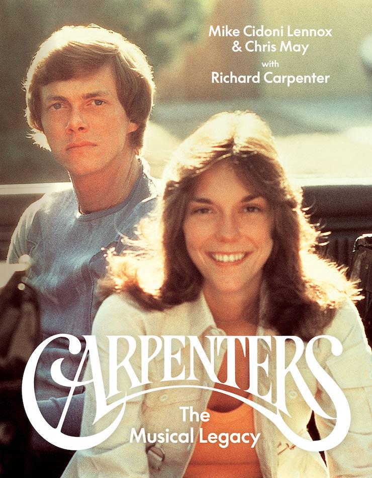 Carpenters book cover
