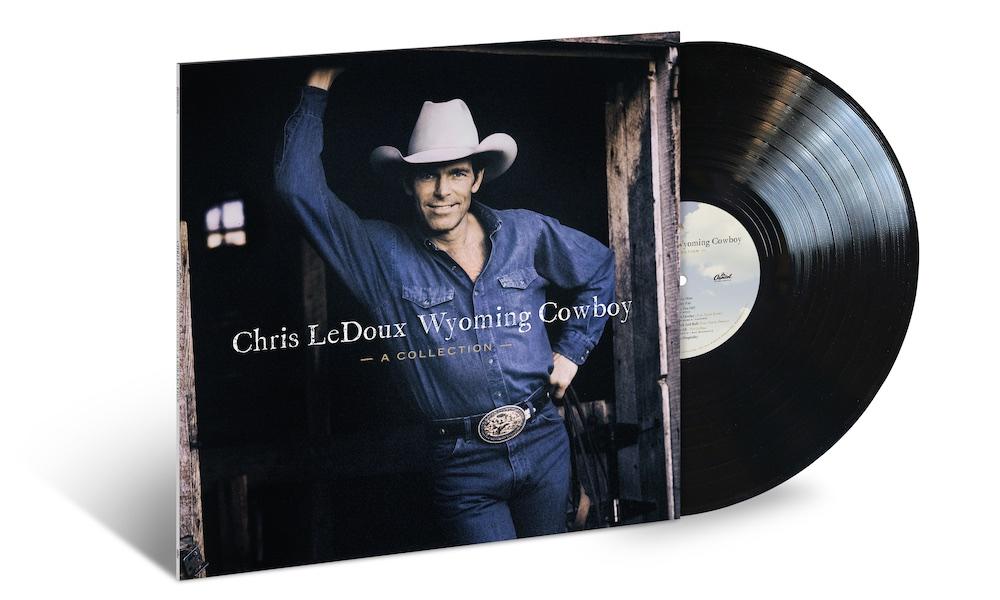 Chris LeDoux Wyoming Cowboy Vinyl