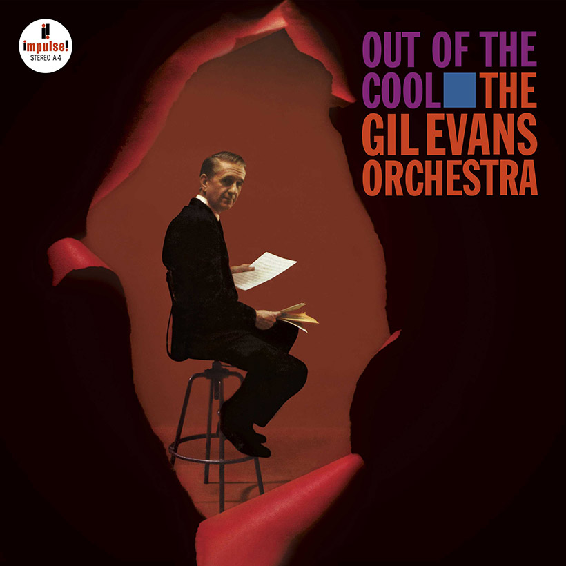 Gil Evans Out of the Cool album cover
