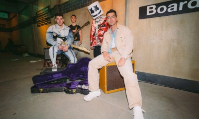 Jonas Brothers Marshmello