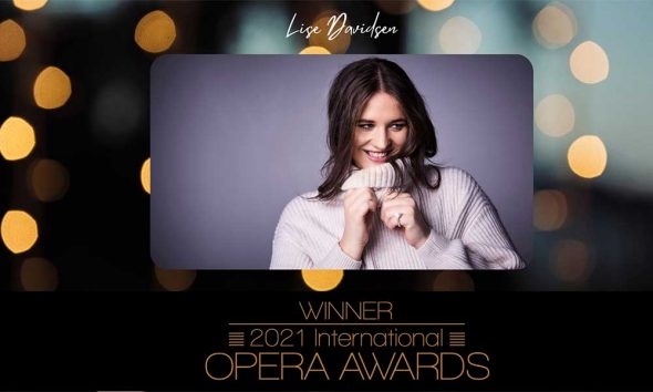 Lise Davidsen Female Singer of the Year International Opera Awards image