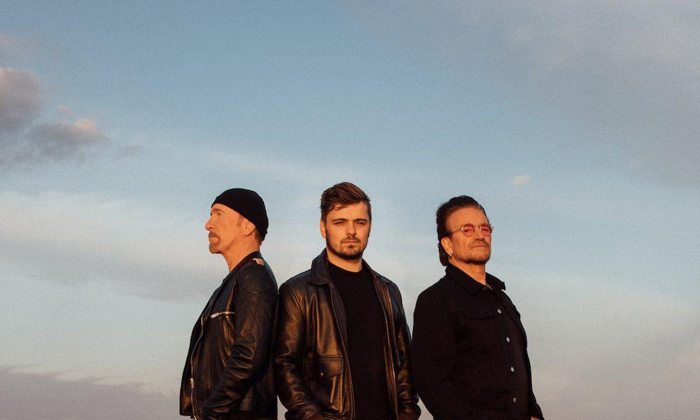 Martin Garrix / Bono / The Edge We Are The People'