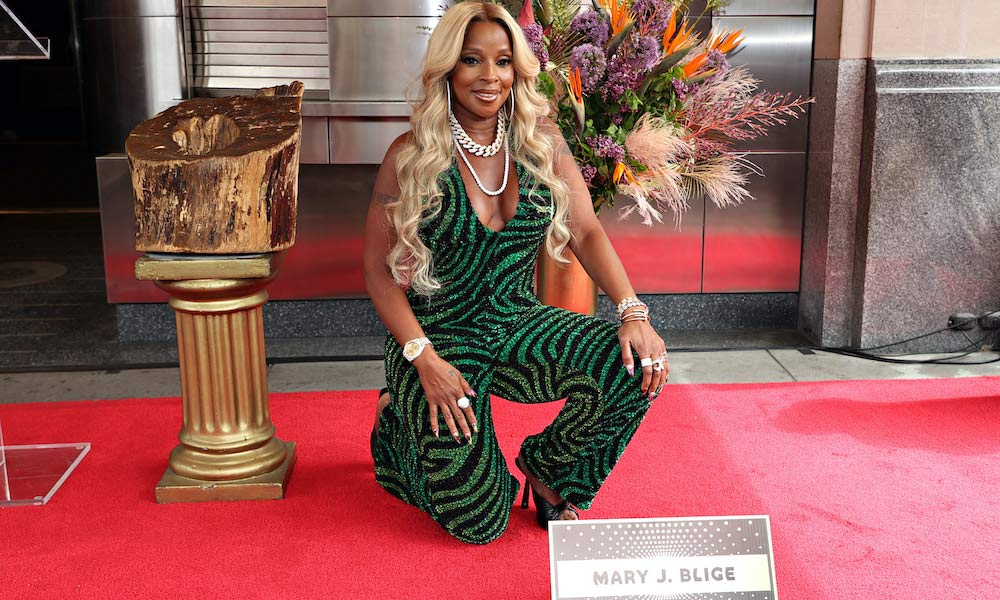 Mary J. Blige Apollo Theater Induction