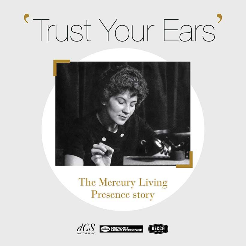 Mercury Living Presence Story - podcast cover
