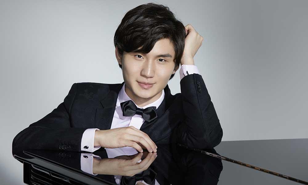 Niu Niu pianist photo