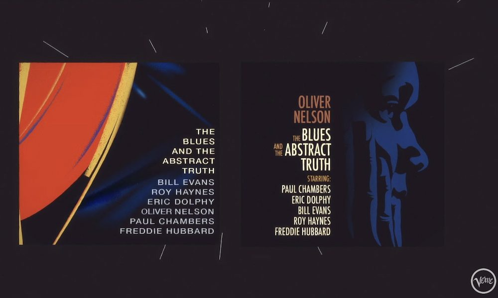 Oliver Nelson 'Blues And The Abstract Truth'