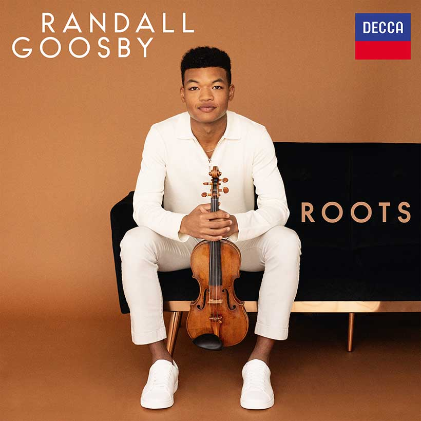 Randall Goosby Roots cover