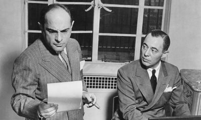 Richard Rodgers and Lorenz Hart, composers of My Funny Valentine
