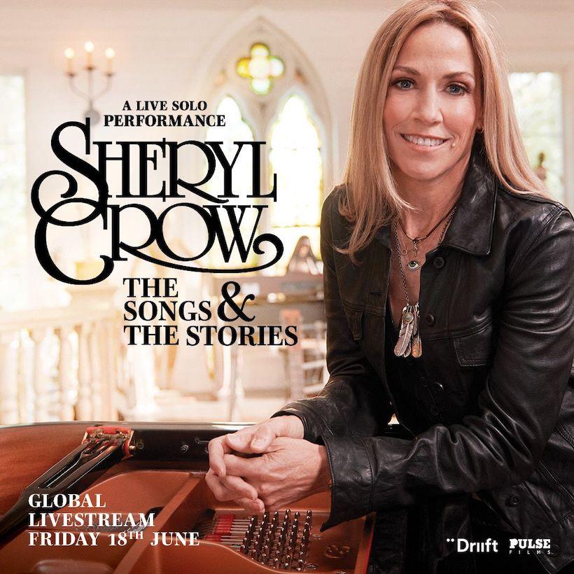 Sheryl Crow livestream Driift