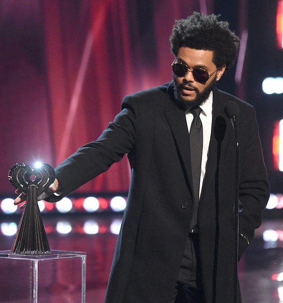 The Weeknd iHeart Radio Awards