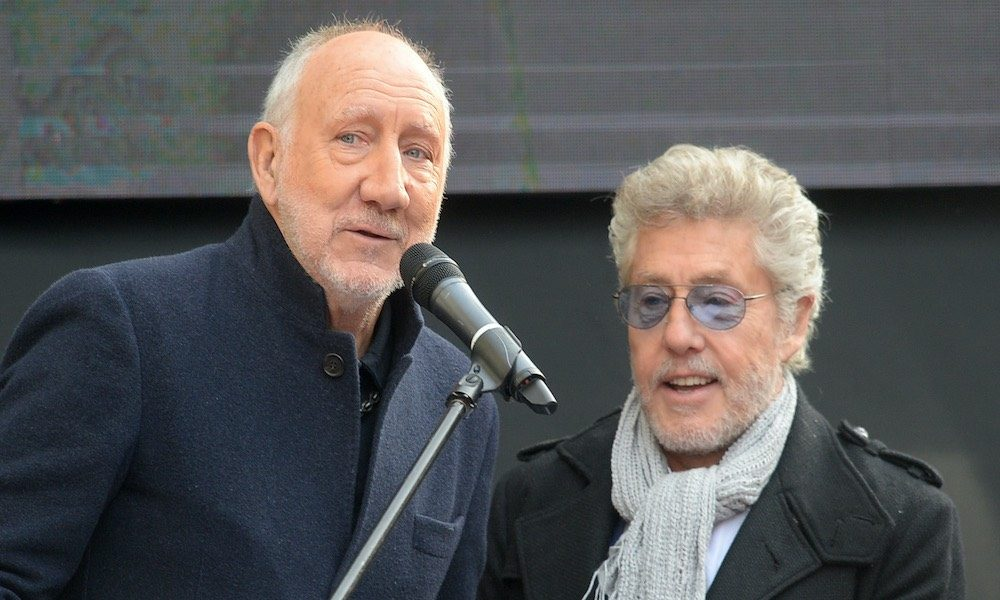 The Who GettyImages 1188631381