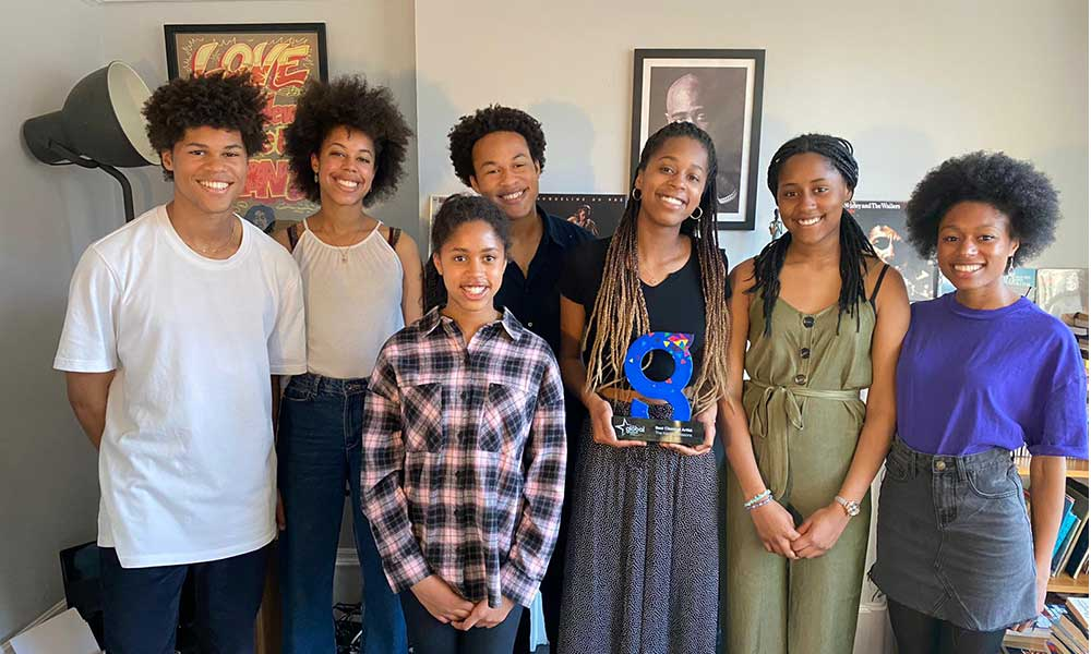 The Kanneh-Masons Global Awards photo