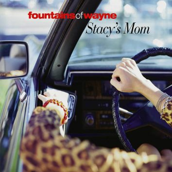 Fountains of Wayne Stacy's Mom single cover