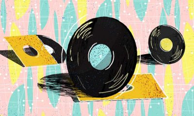 Best Songs of the 50s illustration