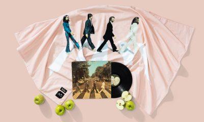 slowtide Beatles towls