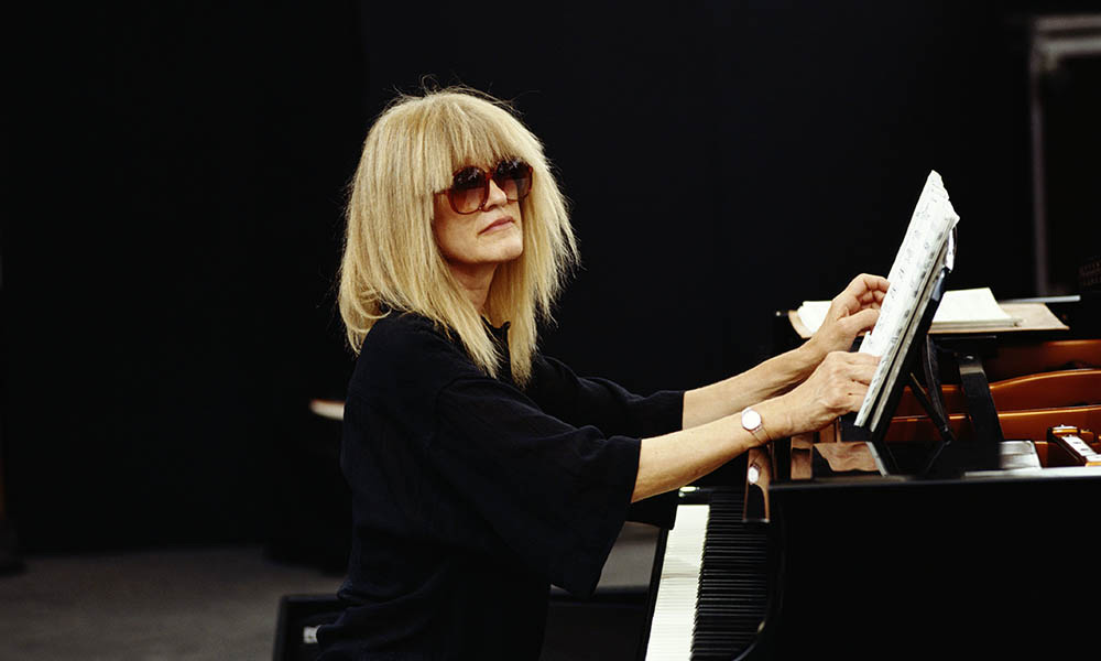 Carla Bley, one of the architects of Escalator on the Hill