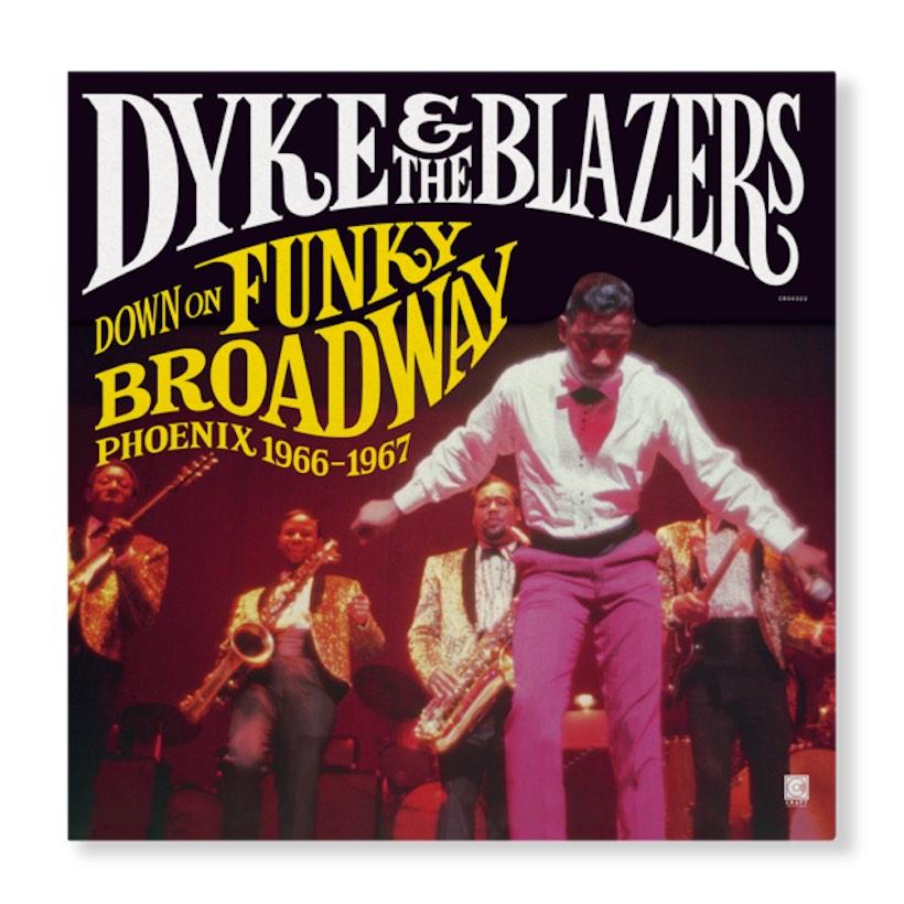 Dyke & the Blazers album