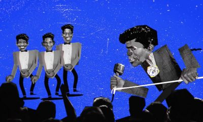 James Brown Super Bad video
