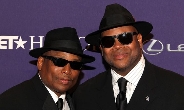 Jimmy Jam and Terry Lewis in 2013