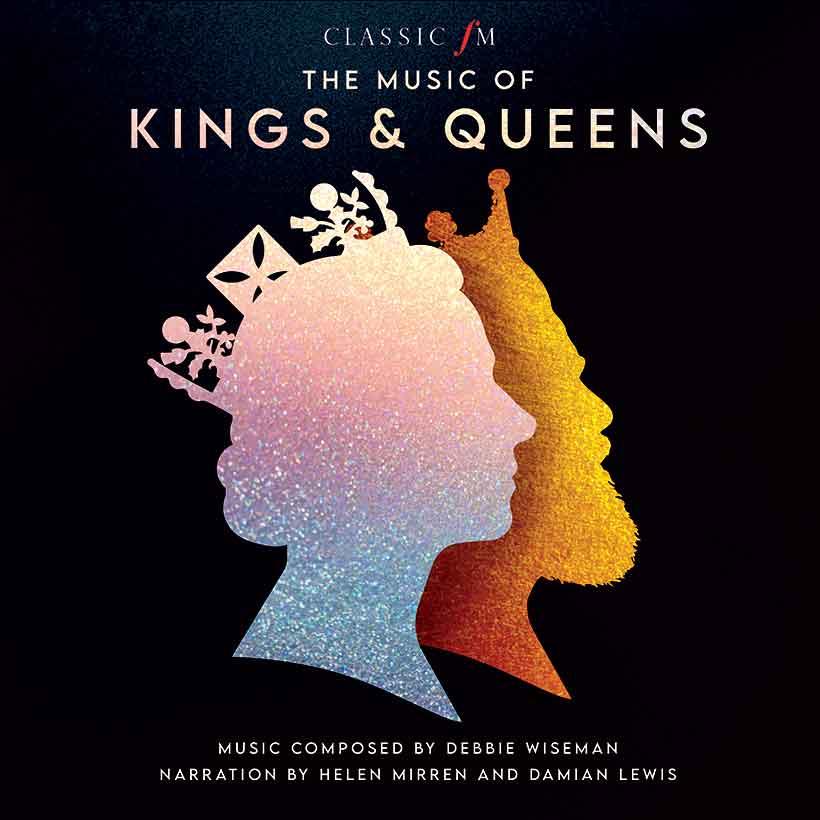 Debbie Wiseman Music of Kings Queens cover