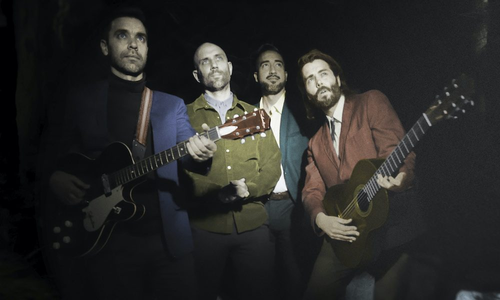 Lord Huron credit Anthony Wilson