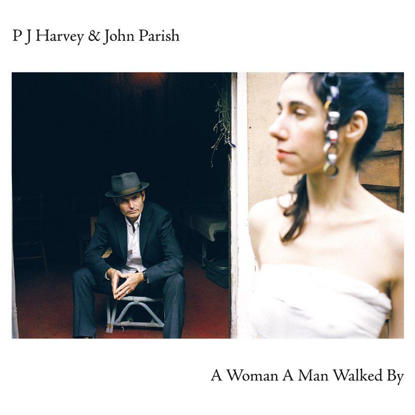 PJ-Harvey-John-Parish-A-Woman-A-Man-Walked-By-Vinyl