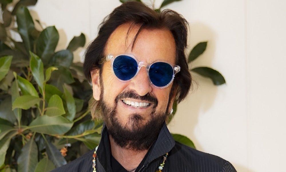 Ringo Starrr birthday 2021 credit Scott Robert Ritchie