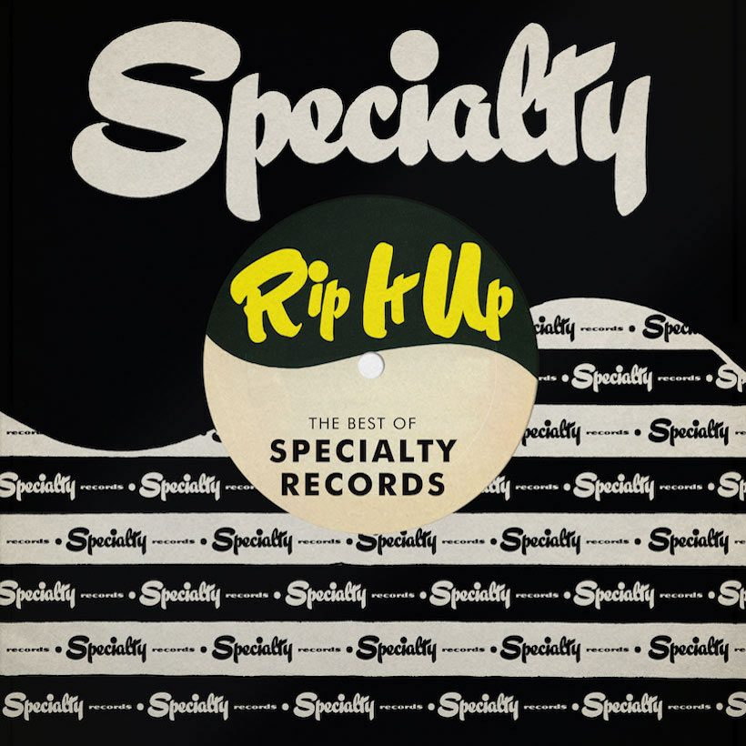 Specialty Records Rip It Up