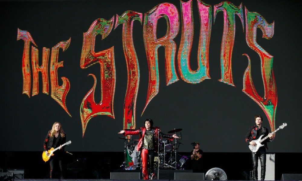 The Struts Tour