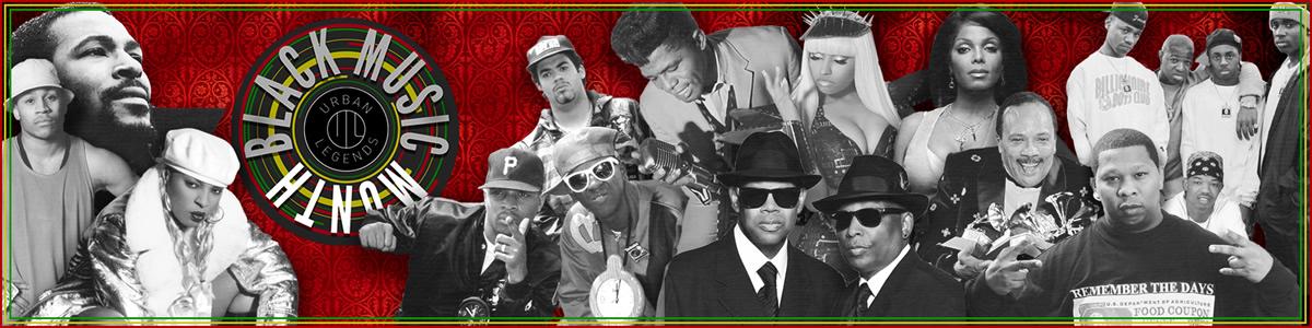 Urban Legends - Black Music Month