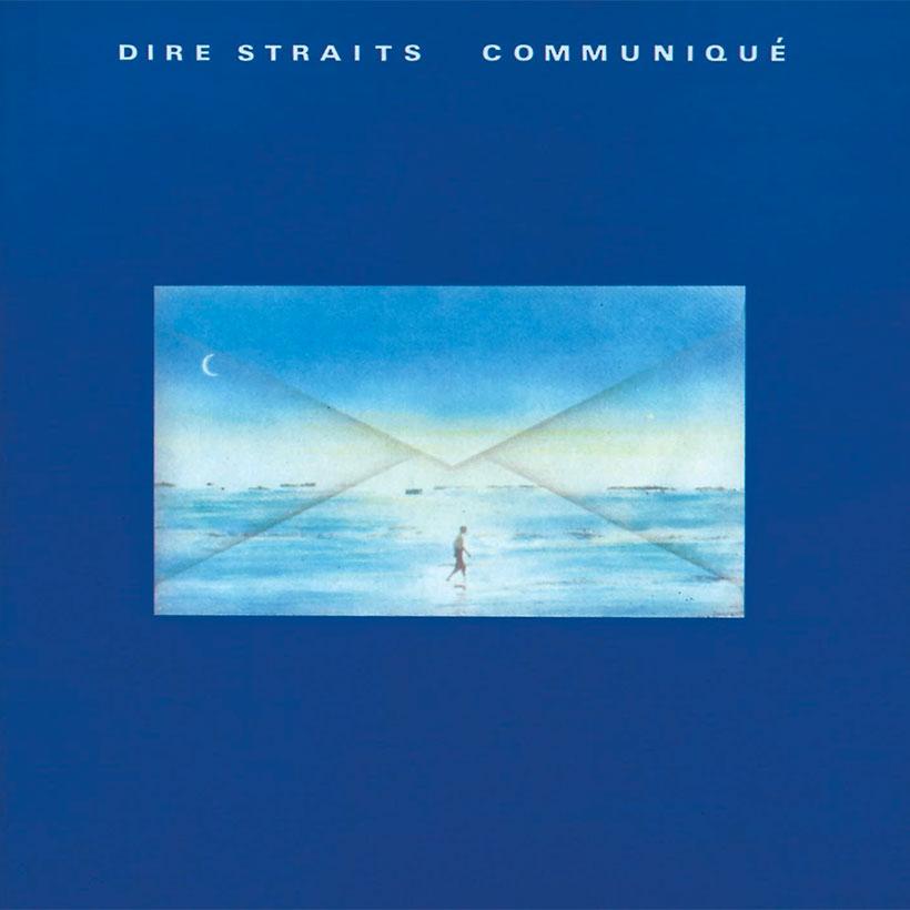 Dire Straits Communiqué album cover