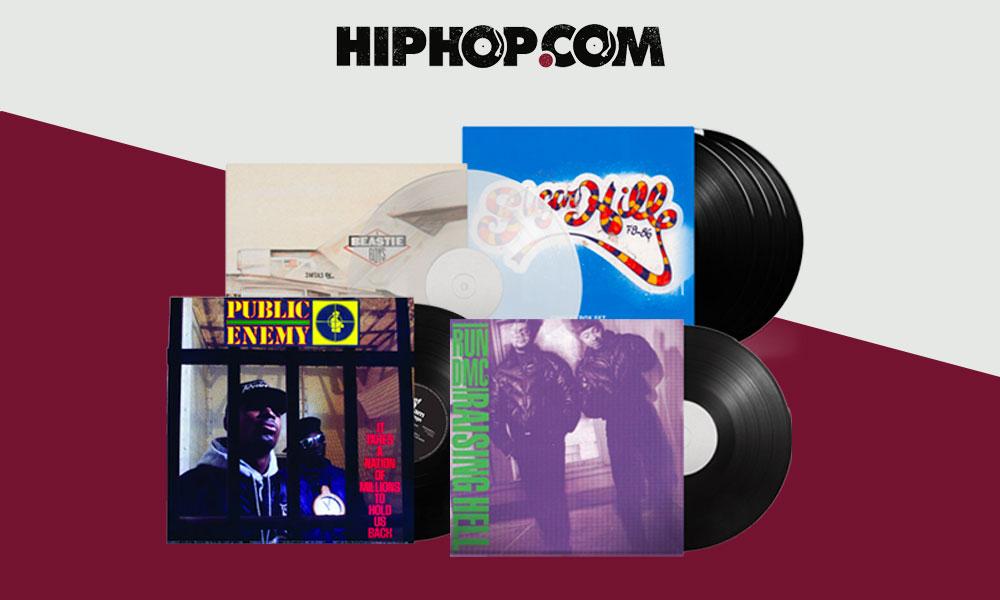 Hip Hop Giveaway