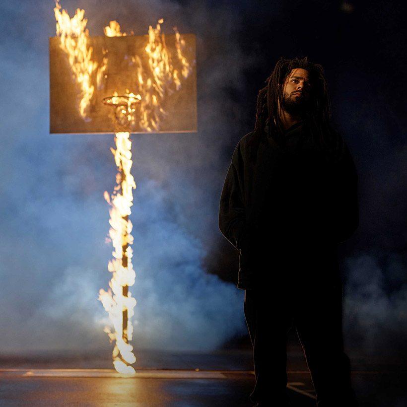 Album cover of J. Cole The Off-Season