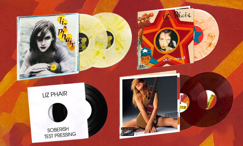 Liz Phair signed giveaway