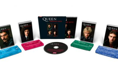 Queen Greatest Hits Collector's Edition