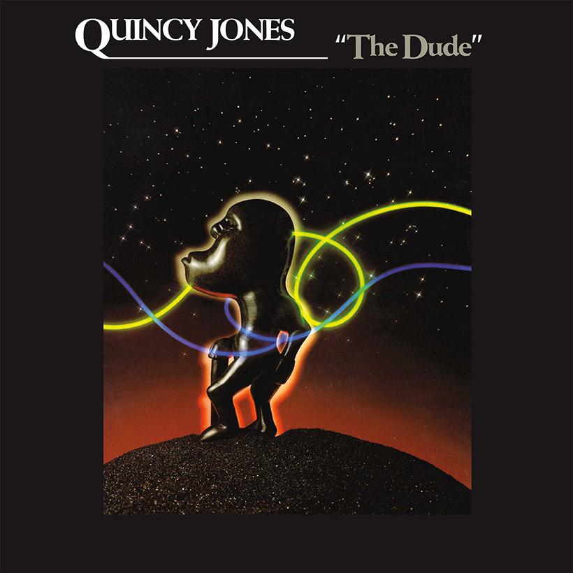 Quincy Jones The Dude album cover