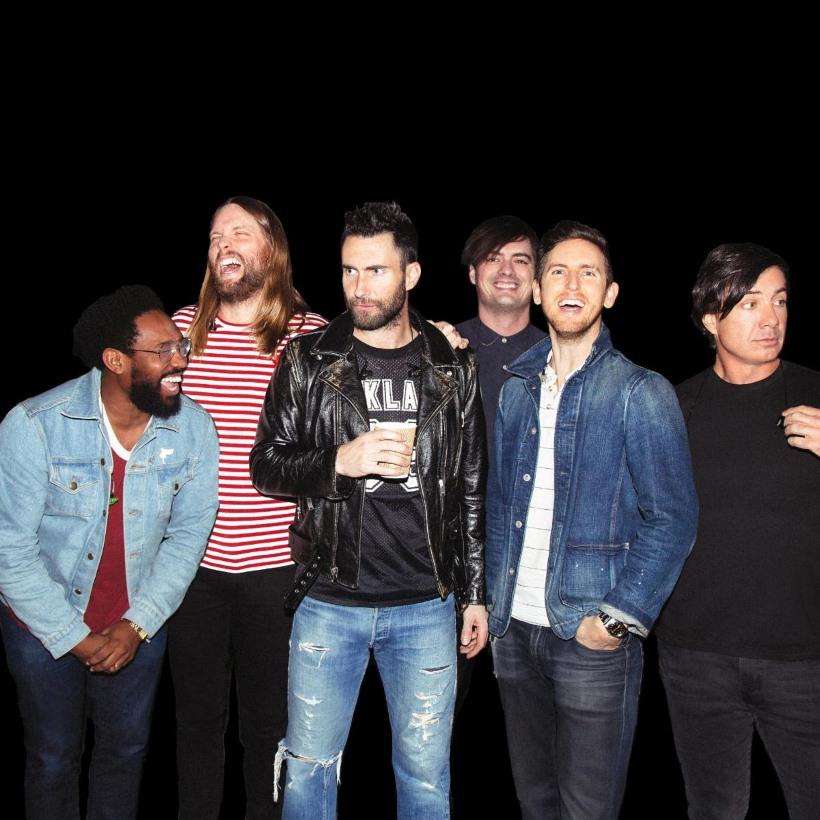 Maroon 5 Jordi Tour