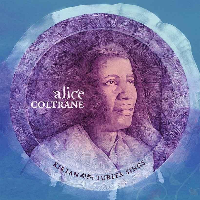 The cover of Alice Coltrane's Kirtan: Turiya Sings