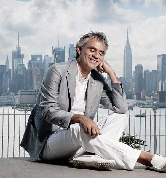 Andrea Bocelli photo