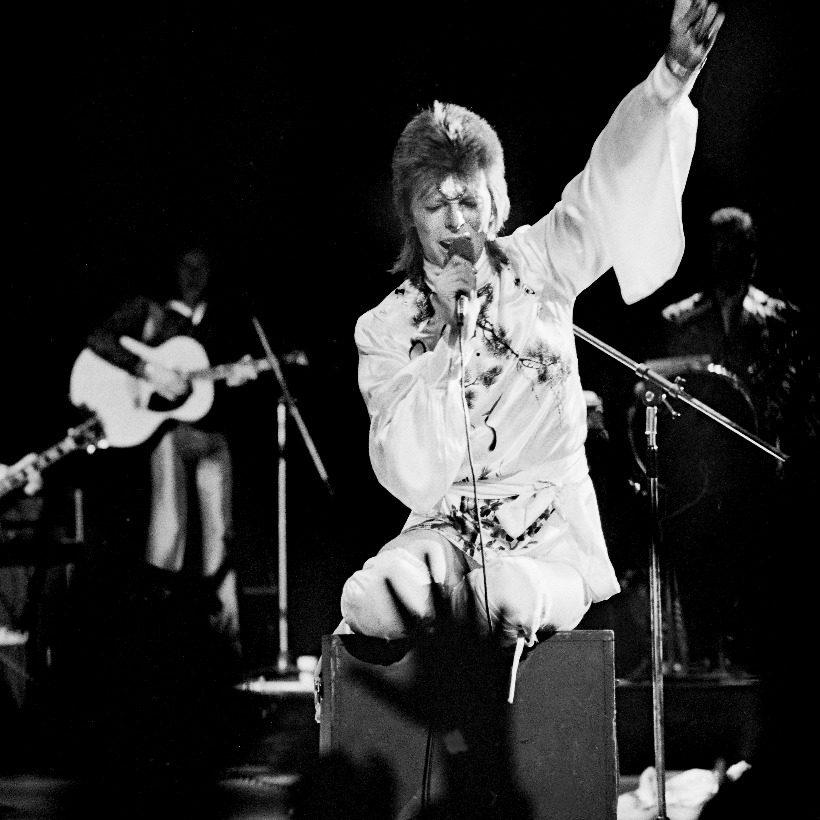 David Bowie John Hutchinson