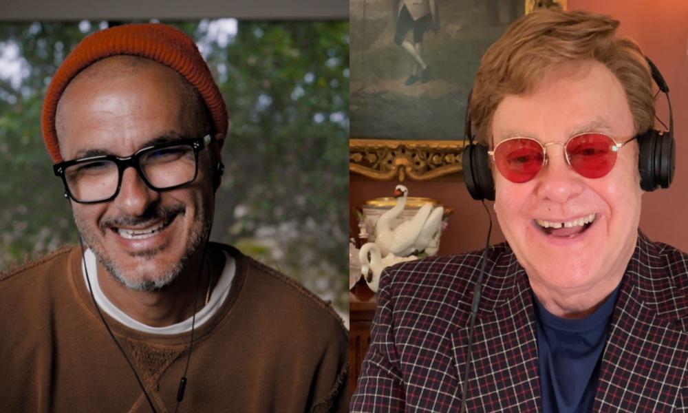Elton John Apple