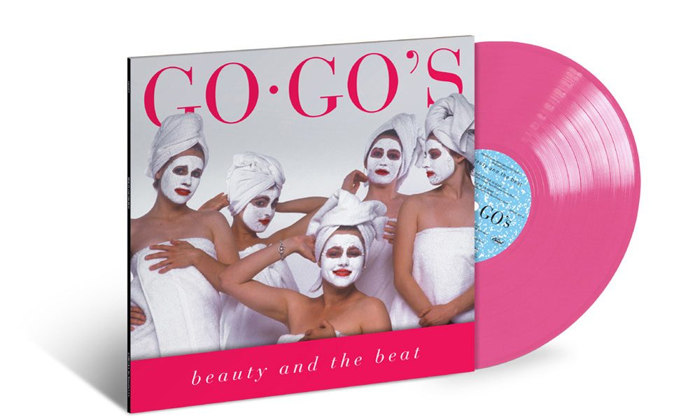 Go-Gos-Beauty-And-The-Beat-Pink-Vinyl