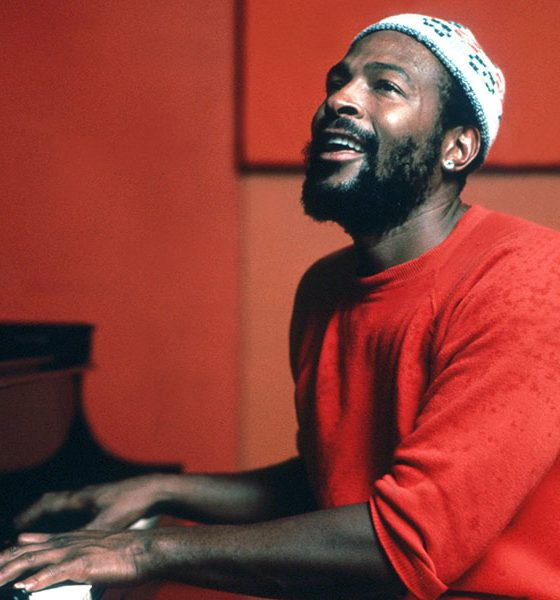 Marvin Gaye, writer of one of the best songs of the 70s
