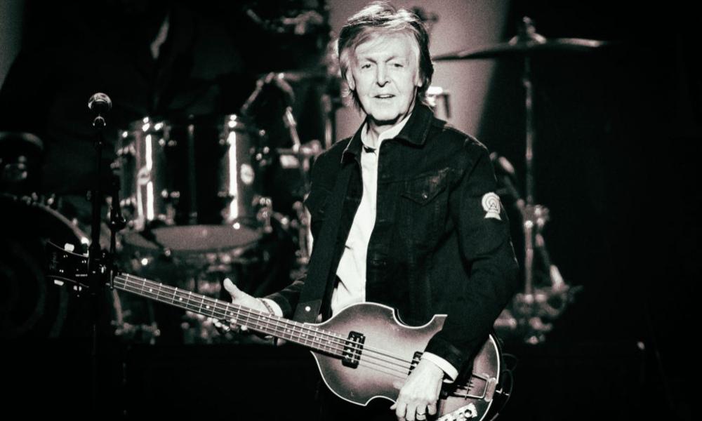 Paul McCartney 3, 2, 1