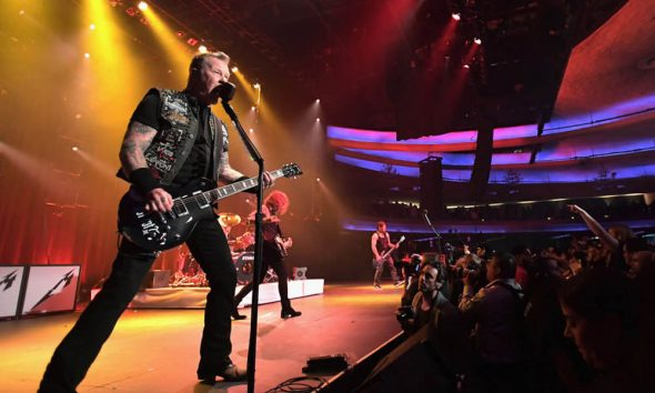 Metallica-Intimate-Show-Hollywood-Florida