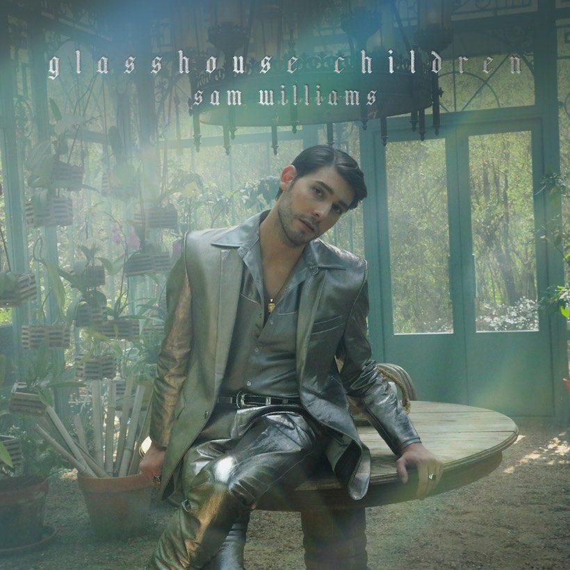 Sam Williams album cover