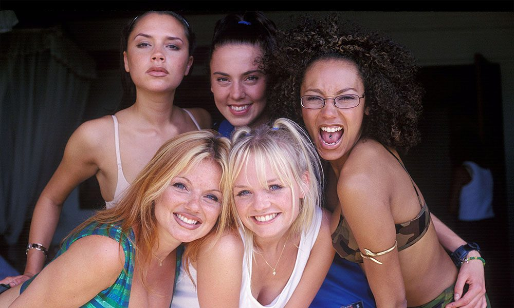 Spice Girls, artists behind one of the best albums of 1996