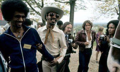 Stevie Wonder, creator of the best 1976 album, Songs in the Key of Life