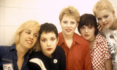 A group responsible for one of the best albums of 1981, The Go-Go's